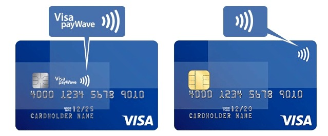 Visa payWave(ビザペイウェーブ)